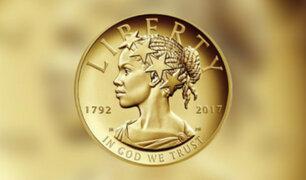 Imagen de mujer afroamericana aparecerá por primera vez en moneda de EEUU