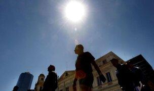 Lima: sensación térmica llegará a 38 grados en febrero