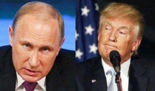 Senado de EEUU investigará vínculos de Rusia con campaña electoral de Trump