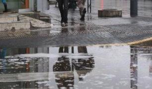 Senamhi: lluvias ligeras se presentarían este fin de semana en zona costera