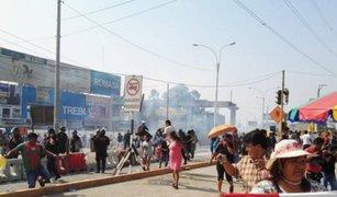 Convocan a tercera marcha contra peaje de Puente Piedra