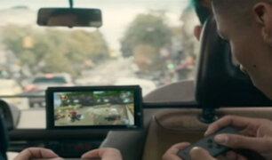 Videojuegos: Presentan nueva consola 'Nintendo Switch'