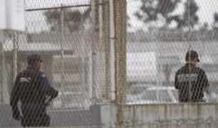Orden en penales: Charly Castillo Nole y otros delincuentes son trasladados a Cochamarca