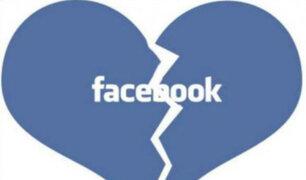 Facebook puede destruir tu vida amorosa ¿Cómo evitarlo?
