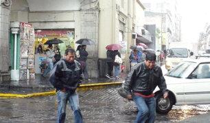 Arequipa: intensas lluvias dejan tres fallecidos