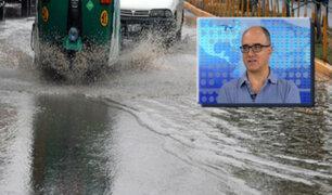 Abraham Levy: Lluvias continuarán en los próximos días