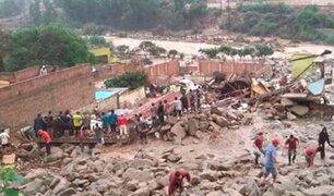 """Municipalidad de Lima: """"Se mantiene la alerta frente a otro desastre natural"""""""