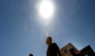 Temperatura llegará a 30 grados en Lima: brindan consejos para evitar 'golpes de calor'