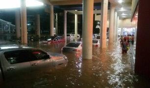 Al menos tres muertos y miles de evacuados por inundaciones en Filipinas