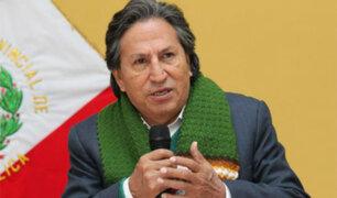 Congresistas se pronuncian por comunicado de Alejandro Toledo sobre caso Lava Jato