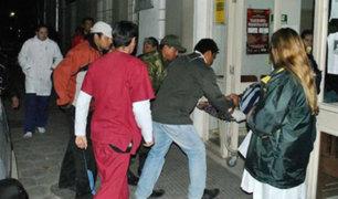 Trece muertos y 32 heridos tras accidente de carretera en Bolivia