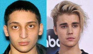 Sujeto se hace pasar por Justin Bieber para conseguir fotos íntimas de menores
