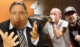 Tongo versionará a su estilo un tema de Linkin Park