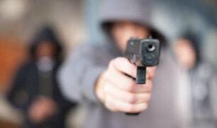 Chimbote: delincuentes armados asaltan a pasajeros de bus