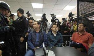 Arrestan a hijo y hermano del presidente de Guatemala por corrupción