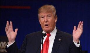 Empresas transnacionales muestran rechazo a mensaje de Trump