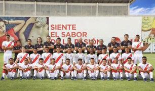 Fechas y horarios de los partidos que jugará Perú en el Sudamericano Sub-20