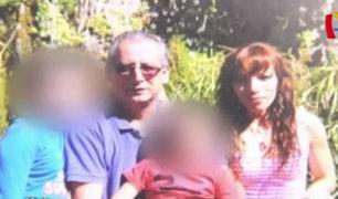 Mujer denuncia que su esposo se llevó a sus dos hijos