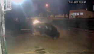 EEUU: joven muere tras ser arrollado por conductor ebrio