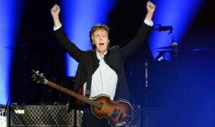 Paul Mccartney demanda a Sony por canciones de The Beatles