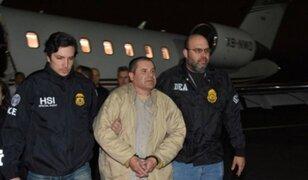 Así fue la llegada de 'El Chapo' Guzmán a Estados Unidos