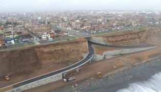 Costa Verde del Callao: importante obra está al 81% y culminaría a finales de abril