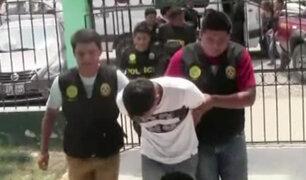 Piura: en balacera PNP frustra asalto a productor musical