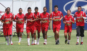Sub-20: Perú vs Bolivia en vivo y en directo por Panamericana TV