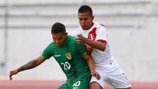 MIRA AQUÍ el partido Perú vs Bolivia por el Sudamericano Sub-20