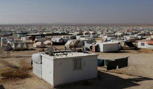 Siria: explosión en campamento de refugiados deja cuatro muertos y 14 heridos