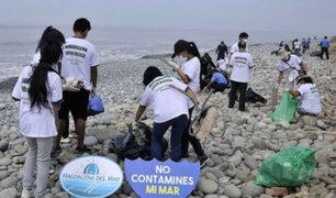 Magdalena: campaña de limpieza logra recolectar más de 2 toneladas de desperdicios