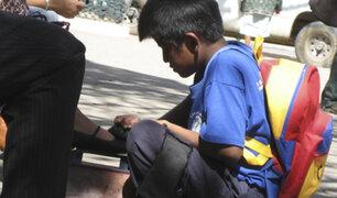 Chiclayo: convocan a marcha contra el trabajo infantil