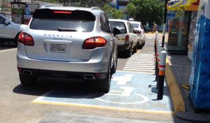 San Isidro: autos mal estacionados serán retirados con grúa
