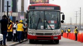 Corredor Javier Prado: malestar en usuarios por incremento en precio de pasaje