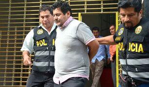 Primer detenido por caso Odebrecht fue recluido en penal de Piedras Gordas