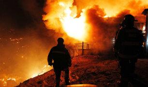 Chile afronta los peores incendios forestales en su historia