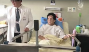 """Eusebio """"Chato"""" Grados se recupera favorablemente de insuficiencia renal"""