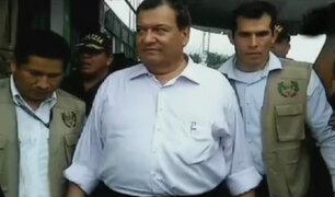 Ministro Jorge Nieto recorrió zonas afectadas tras devastador huaico en Ica