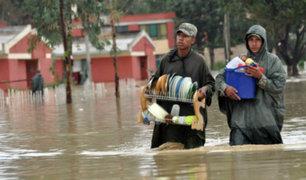 Bolivia: inundaciones dejan decenas de damnificados y desaparecidos