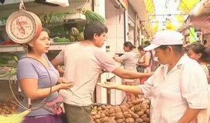 Incremento de precios en alimentos causa malestar en población