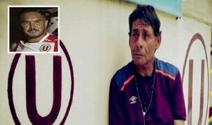Universitario: Chale elogió a Juan Vargas y dijo que 'le pega como Lolo Fernández'