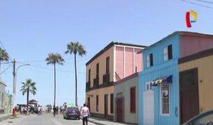 Callao: remodelan balneario de Chucuito