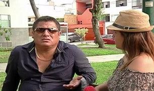 El dolor de Clavito: el cantante habló tras muerte de su novia