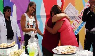 Volverte a ver: madre e hija se reencuentran tras casi 40 años