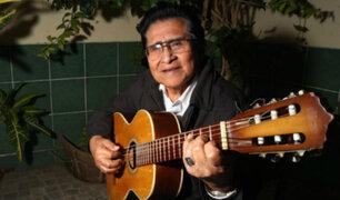 Internan a Luis Abanto Morales por un tumor en la vejiga