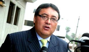 Jorge Cuba inicia trámites para ser colaborador eficaz por caso Odebrecht
