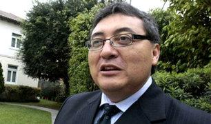 Congresistas esperan que Jorge Cuba colabore con la justicia por caso Odebrecht