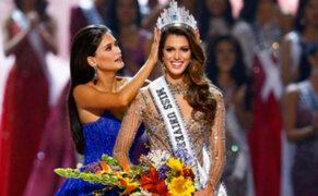 Francesa Iris Mittenaere fue coronada como Miss Universo 2016