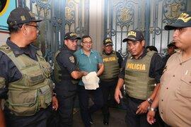 Caso Odebrecht: Jorge Cuba fue trasladado al penal Ancón 1