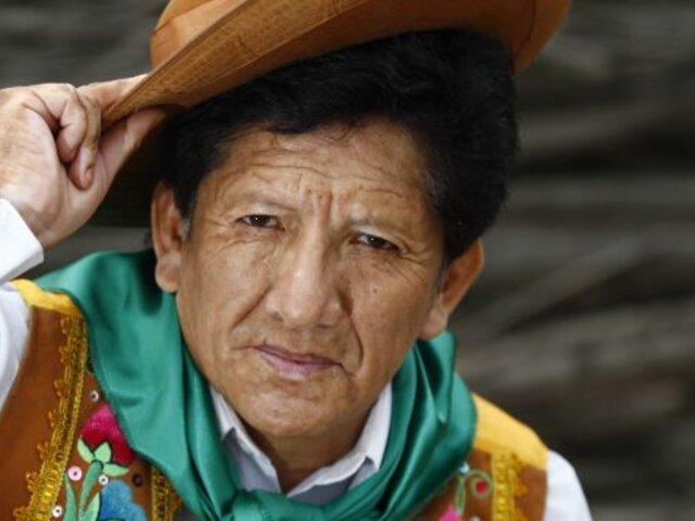 Eusebio 'Chato' Grados fue internado de emergencia en hospital Hipólito Unanue